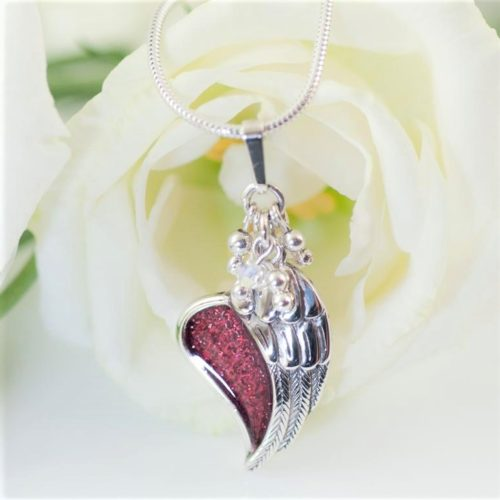 Crystallure-Angel-Wing-Heart-Necklace-Silver-Red-square