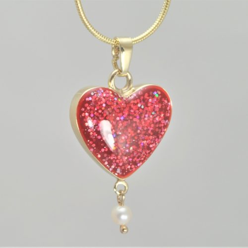 Crystallure-Heart-Necklace-Gold-Red-square